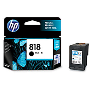 HP 818 Black Original Ink Cartridge CC640ZZ Price in Chennai, Nungabakkam