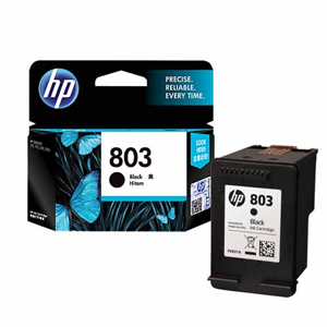 HP 803 Black Original Ink Cartridge F6V21AA Price in Chennai, Nungabakkam
