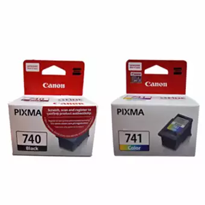 Canon PG 740 Genuine Ink Cartridge Combo Bundle Price in Chennai, Velachery