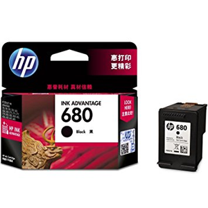 HP 680 Black Original Ink Advantage Cartridge Price in Chennai, Velachery
