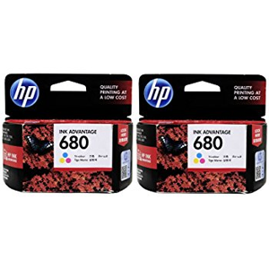 HP 680 Tri color Original Ink Advantage Cartridge Price in Chennai, Velachery