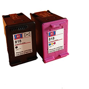 HP 818 Combo Pack CN068AA Print Cartridge Black Tri color Price in Chennai, Velachery