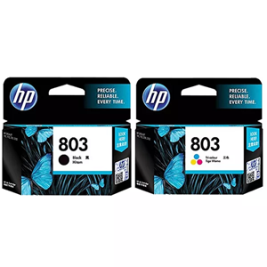HP 803 Combo Inkjet Print Cartridges Price in Chennai, Velachery