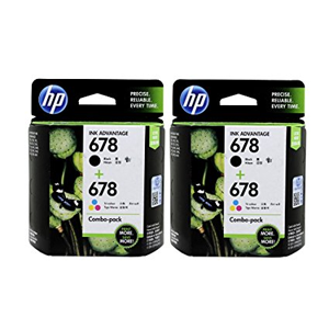 HP 678 L0S24AA Combo Pack Ink Advantage Cartridges Price in Chennai, Velachery