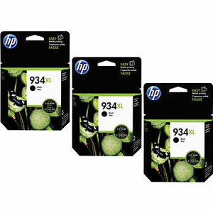 HP 934XL High Yield Black Original Ink Cartridge C2P23AN Price in Chennai, Velachery