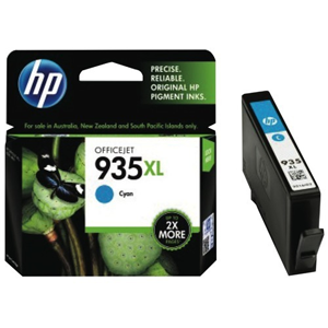 HP 935XL High Yield Cyan Original Ink Cartridge C2P24AE Price in Chennai, Velachery